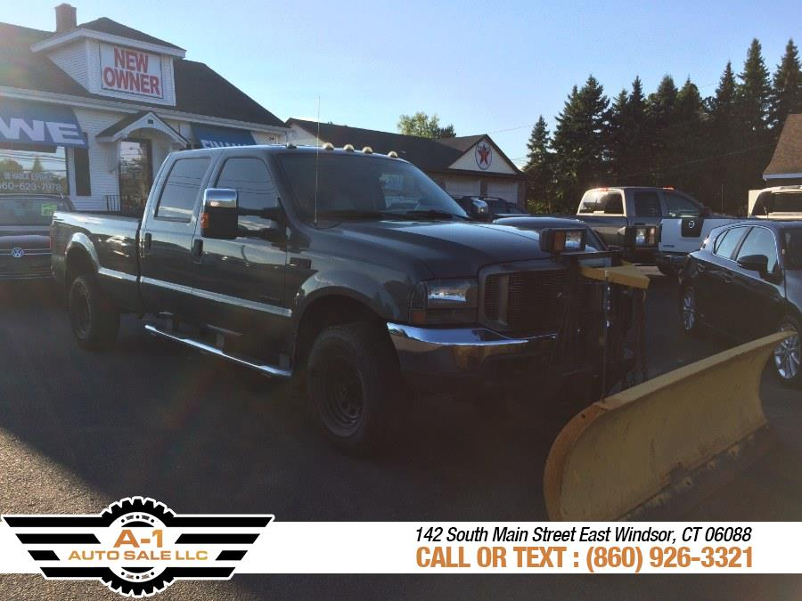 Used 2004 Ford Super Duty F-350 SRW in East Windsor, Connecticut   A1 Auto Sale LLC. East Windsor, Connecticut