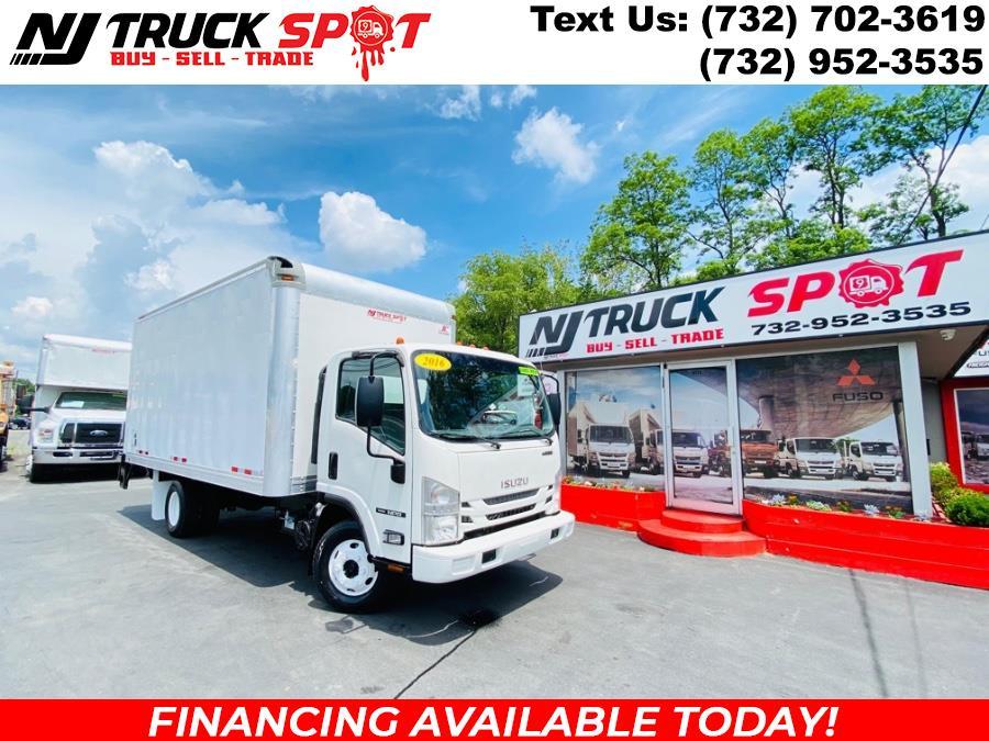 Used 2016 Isuzu NPR GAS REG in South Amboy, New Jersey | NJ Truck Spot. South Amboy, New Jersey