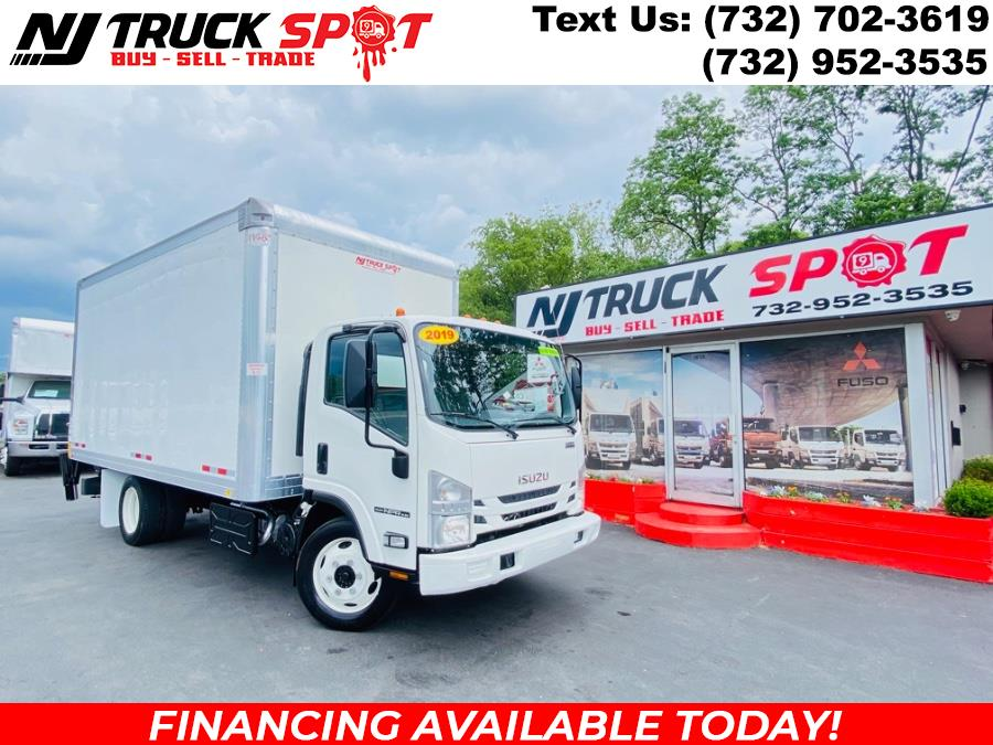 Used 2019 ISUZU NPR in South Amboy, New Jersey | NJ Truck Spot. South Amboy, New Jersey