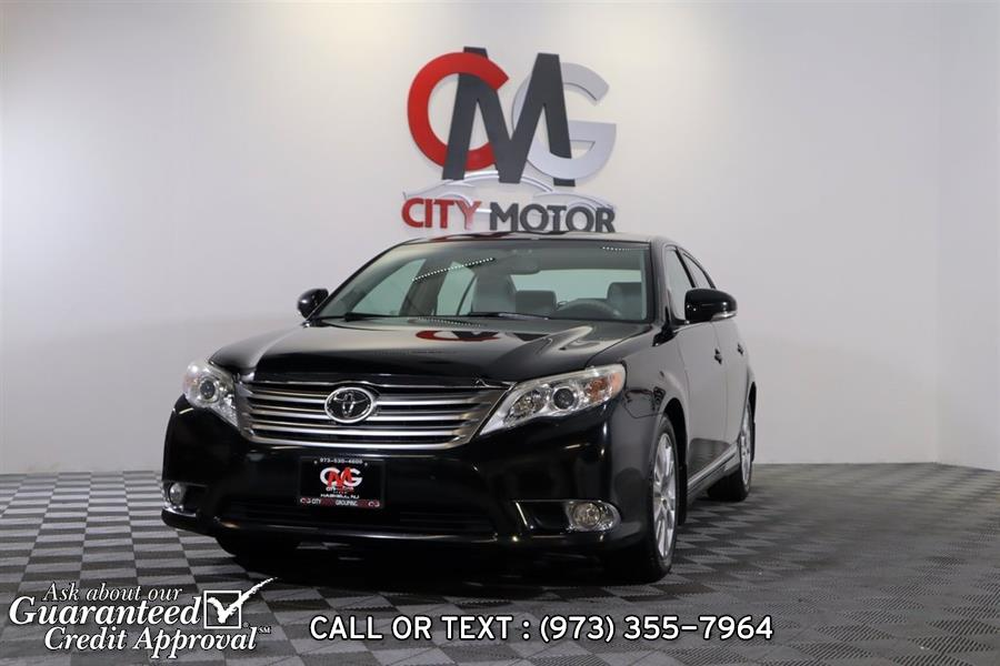 Used Toyota Avalon Limited 2011 | City Motor Group Inc.. Haskell, New Jersey