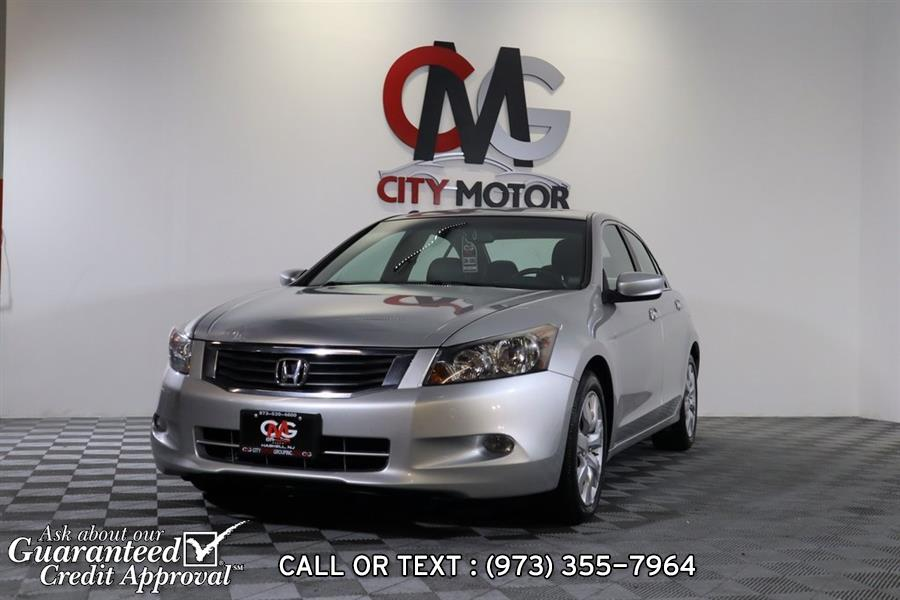 Used Honda Accord EX-L 2009 | City Motor Group Inc.. Haskell, New Jersey