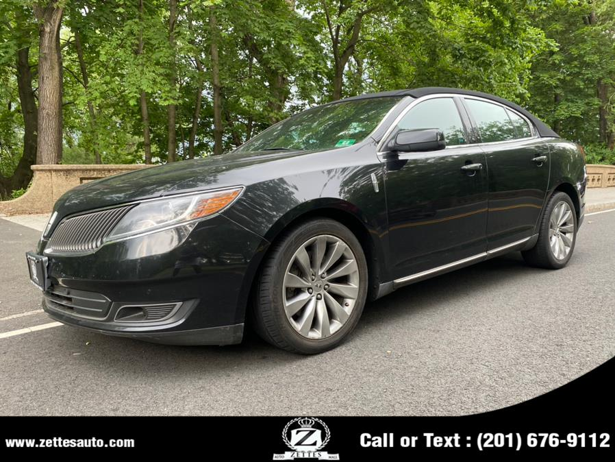 Used Lincoln MKS 4dr Sdn 3.7L AWD 2014 | Zettes Auto Mall. Jersey City, New Jersey