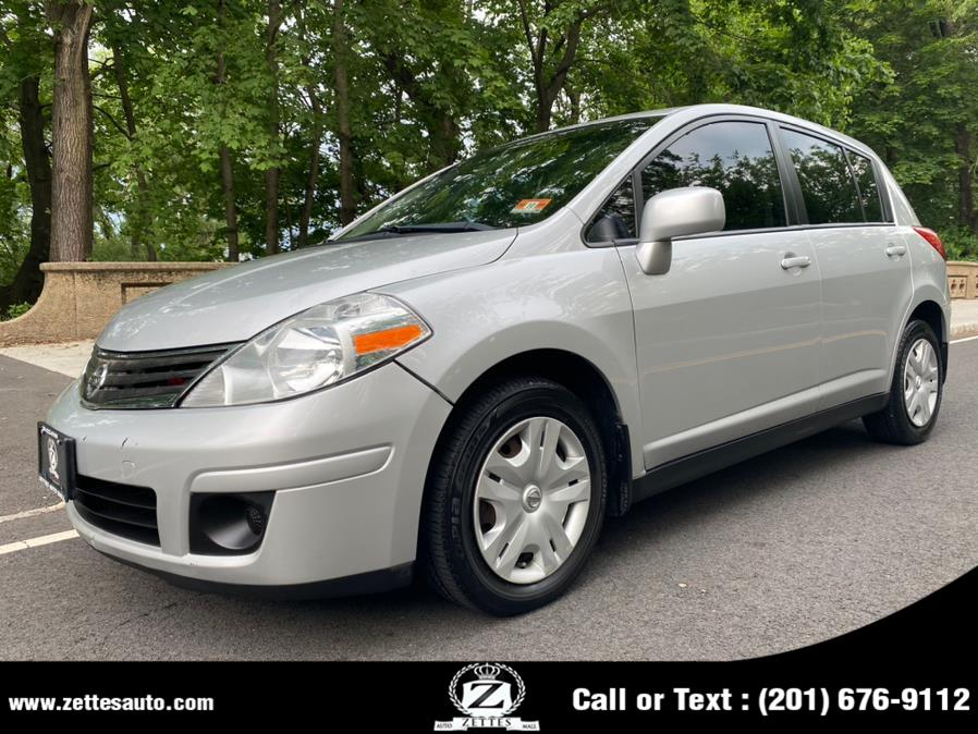 Used Nissan Versa 5dr HB I4 Auto 1.8 S 2011 | Zettes Auto Mall. Jersey City, New Jersey
