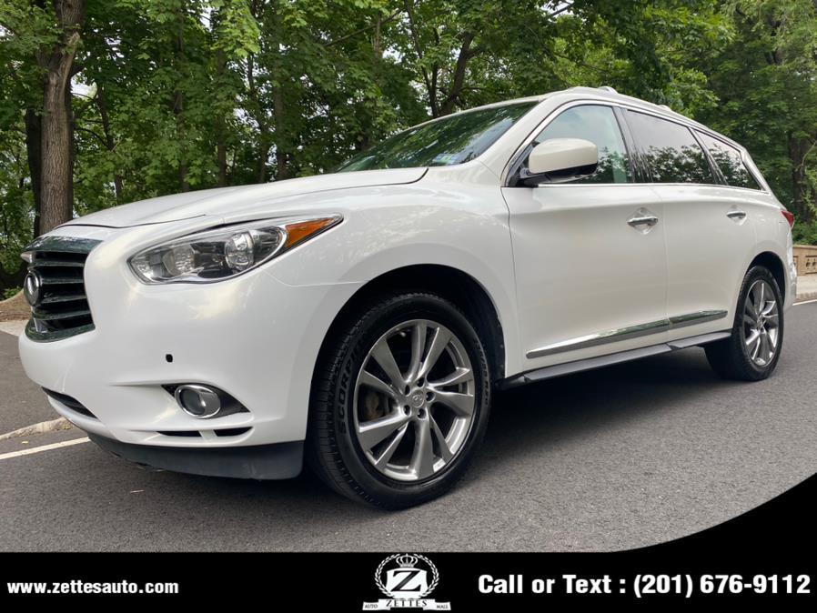 Used INFINITI QX60 AWD 4dr 2014 | Zettes Auto Mall. Jersey City, New Jersey