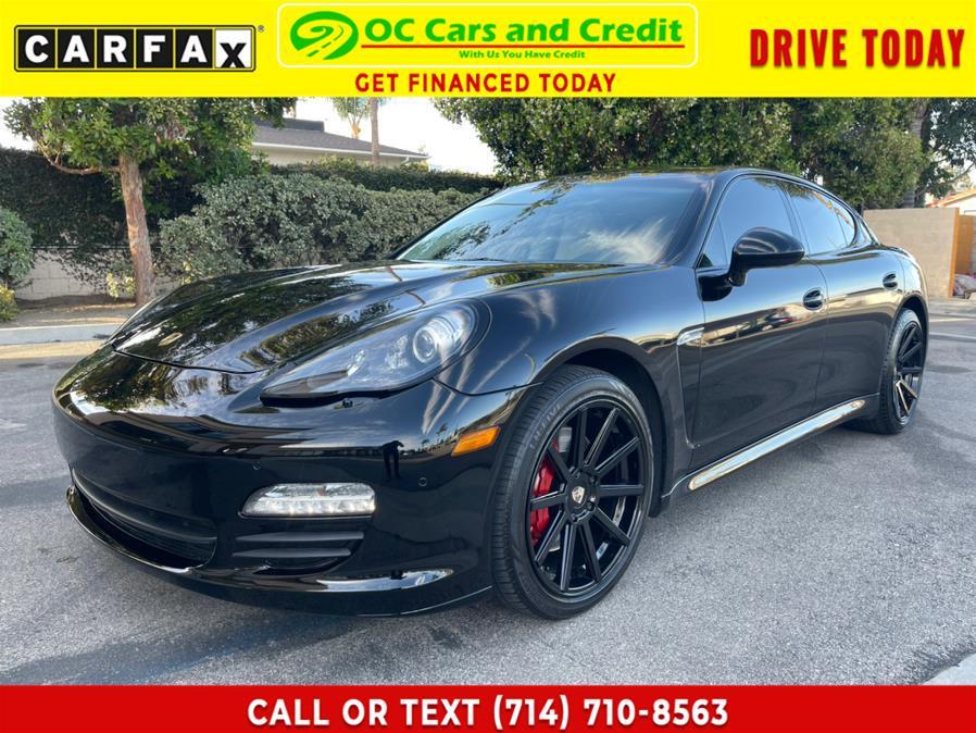 Used 2013 Porsche Panamera in Garden Grove, California | OC Cars and Credit. Garden Grove, California