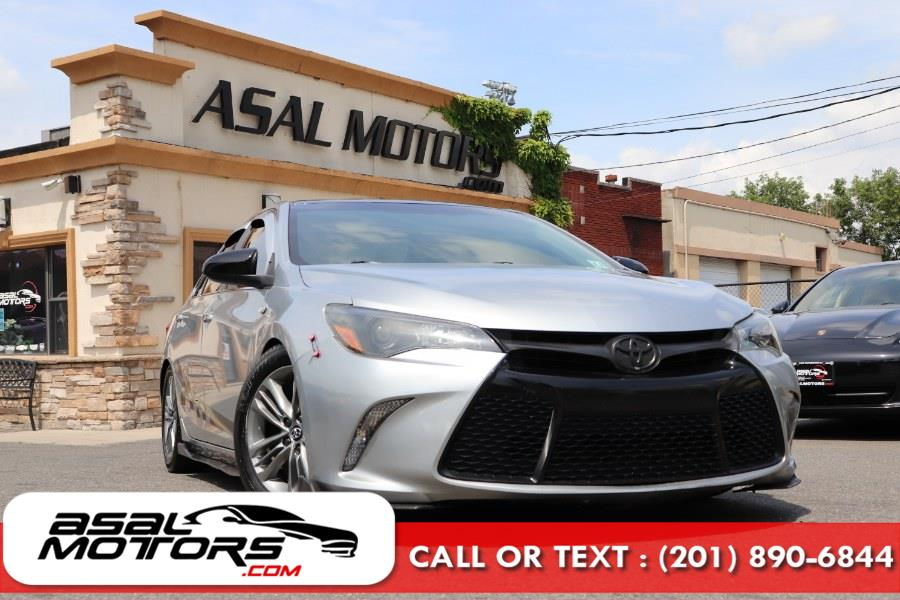 Used Toyota Camry 4dr Sdn I4 Auto SE (Natl) 2016 | Asal Motors. East Rutherford, New Jersey