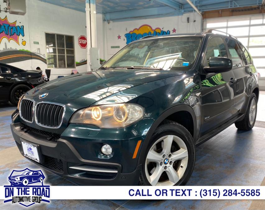 Used BMW X5 AWD 4dr 3.0si 2008   On The Road Automotive Group Inc. Bronx, New York
