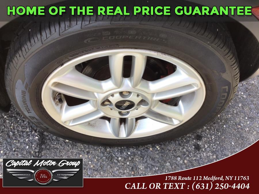 Used MINI Cooper Hardtop 2dr Cpe S 2012 | Capital Motor Group Inc. Medford, New York