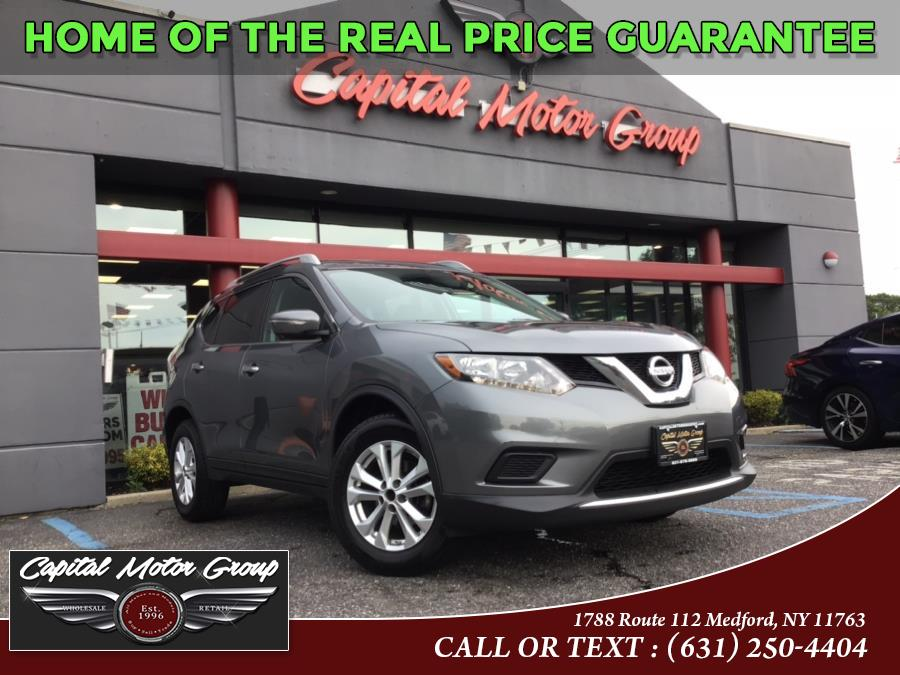 Used 2015 Nissan Rogue in Medford, New York | Capital Motor Group Inc. Medford, New York