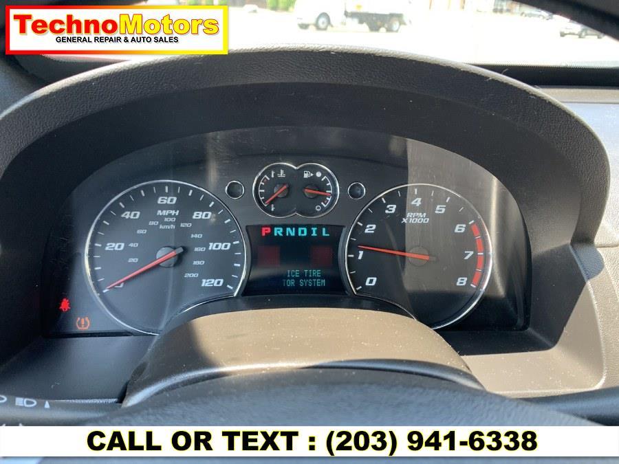 Used Chevrolet Equinox AWD 4dr LS 2007   Techno Motors . Danbury , Connecticut