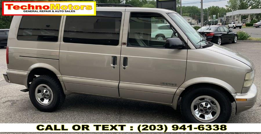 "Used GMC Safari Passenger Ext 111"" WB RWD 2002 | Techno Motors . Danbury , Connecticut"