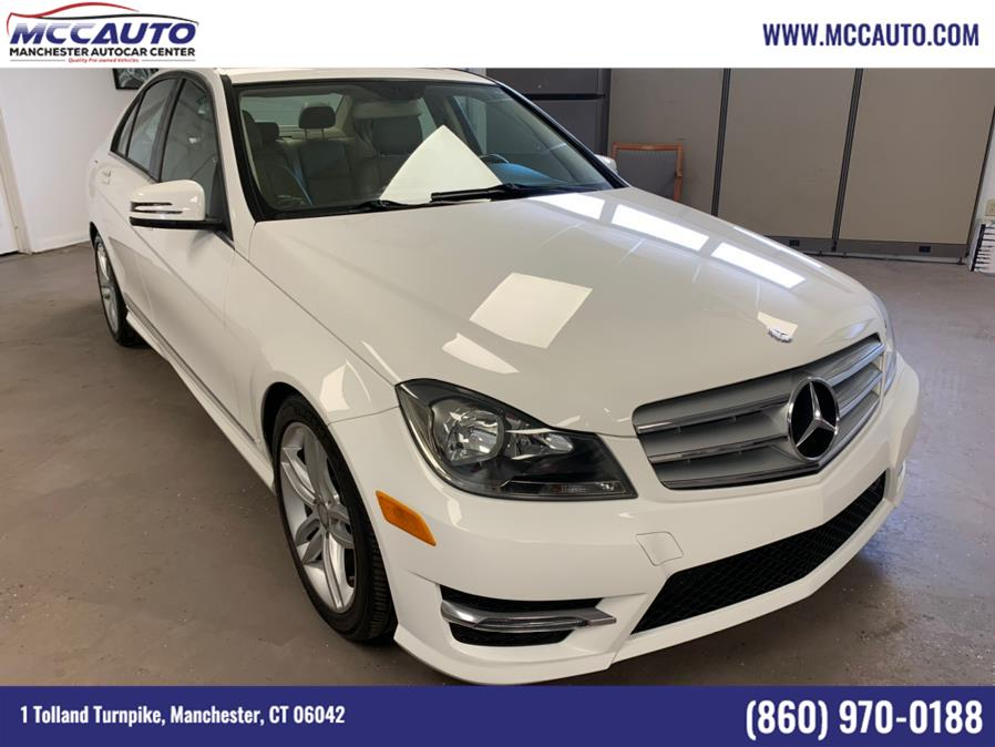 Used 2013 Mercedes-Benz C-Class in Manchester, Connecticut | Manchester Autocar Center. Manchester, Connecticut