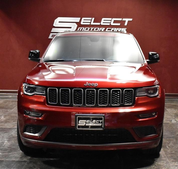 Used Jeep Grand Cherokee Limited X 2020 | Select Motor Cars. Deer Park, New York