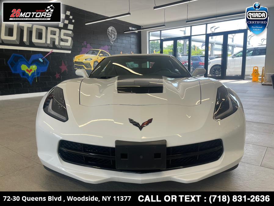 Used Chevrolet Corvette 2dr Stingray Cpe w/1LT 2019 | 26 Motors Queens. Woodside, New York
