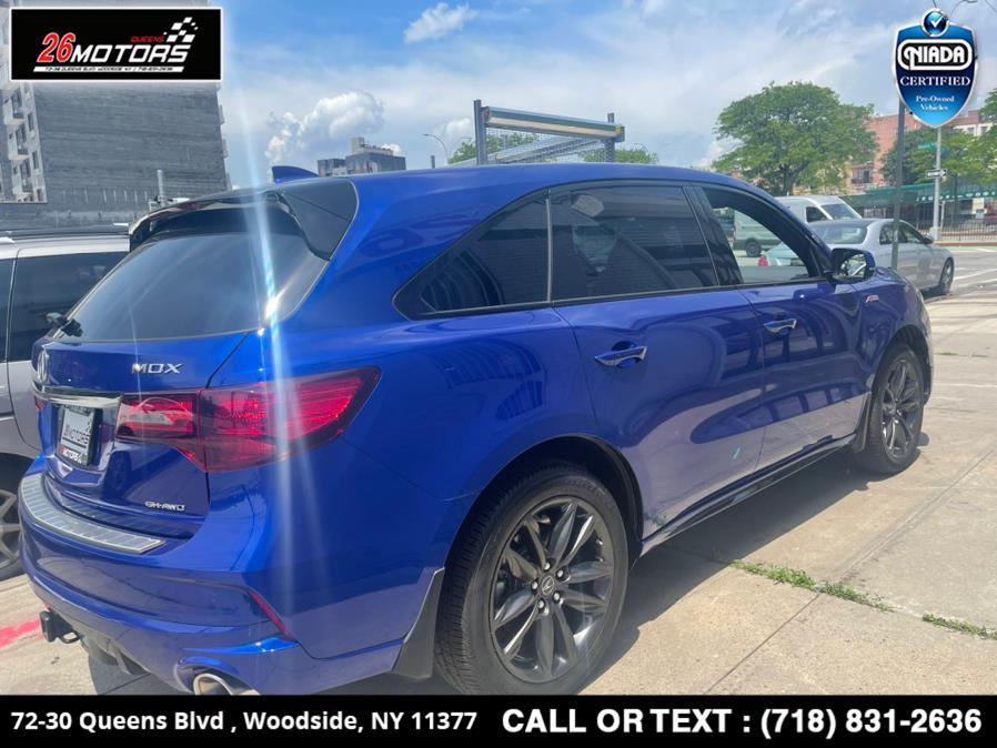 Used Acura MDX SH-AWD 7-Passenger w/Technology/A-Spec Pkg 2020 | 26 Motors Queens. Woodside, New York