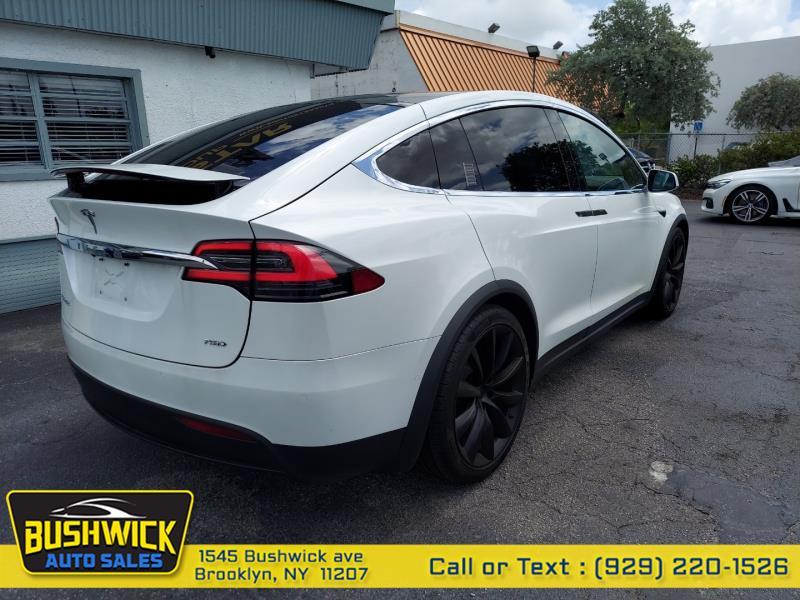 Used Tesla Model X 75D AWD 2018   Bushwick Auto Sales LLC. Brooklyn, New York