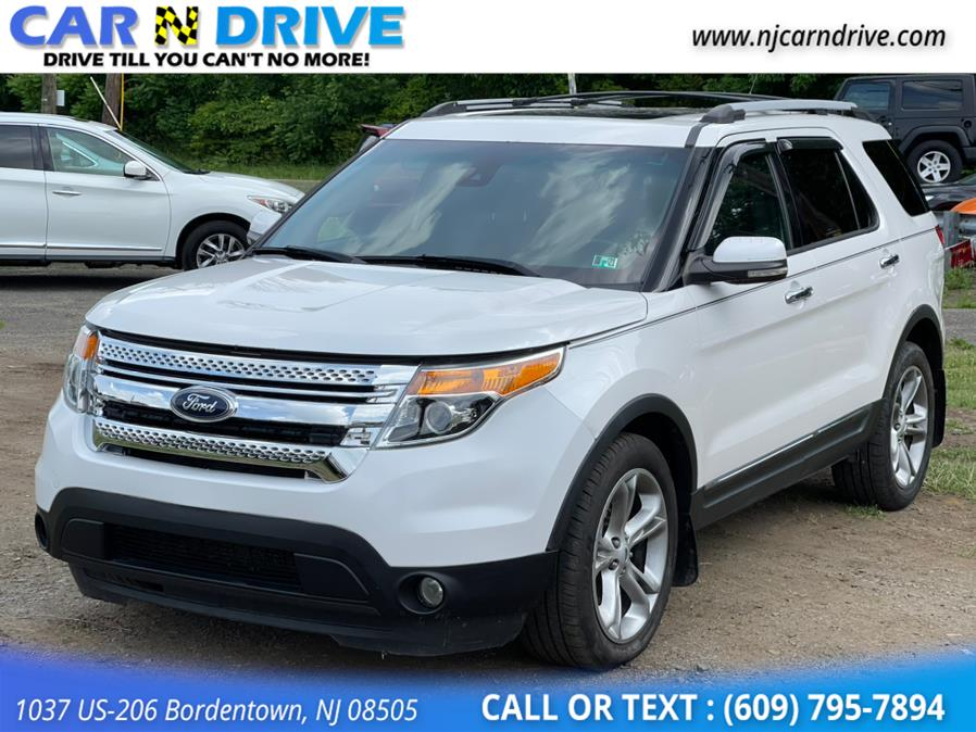 Used Ford Explorer Limited 4WD 2013 | Car N Drive. Bordentown, New Jersey