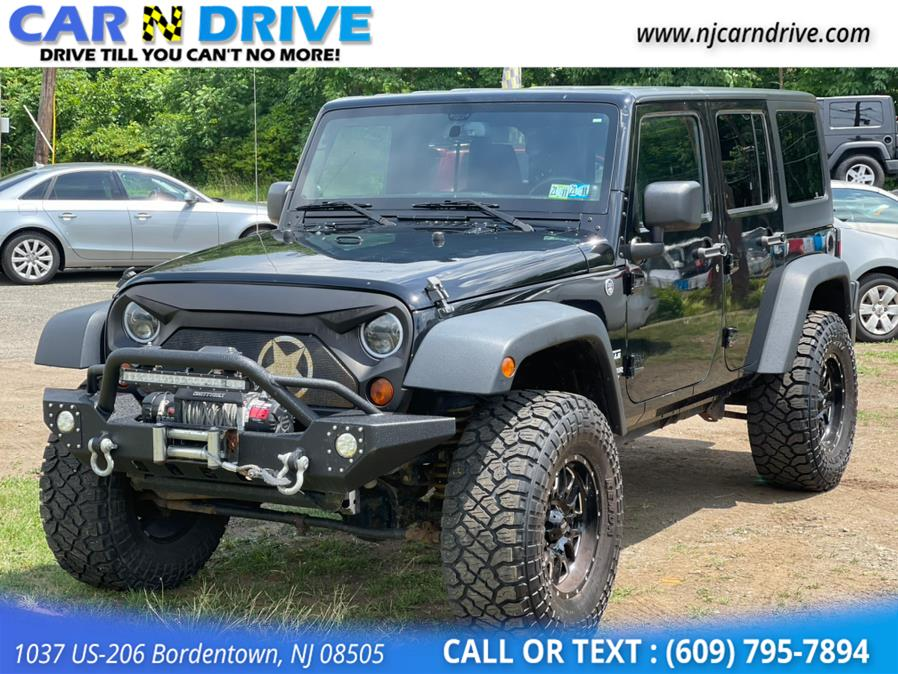 Used Jeep Wrangler Unlimited Sport 4WD 2013   Car N Drive. Bordentown, New Jersey