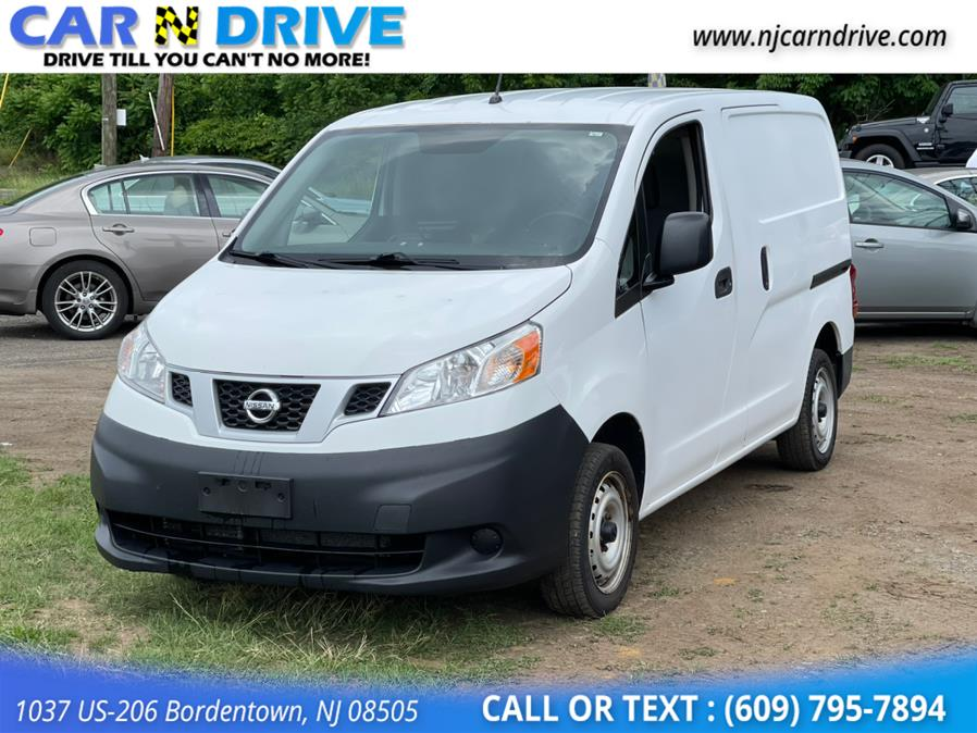 Used Nissan Nv200 SV 2017   Car N Drive. Bordentown, New Jersey