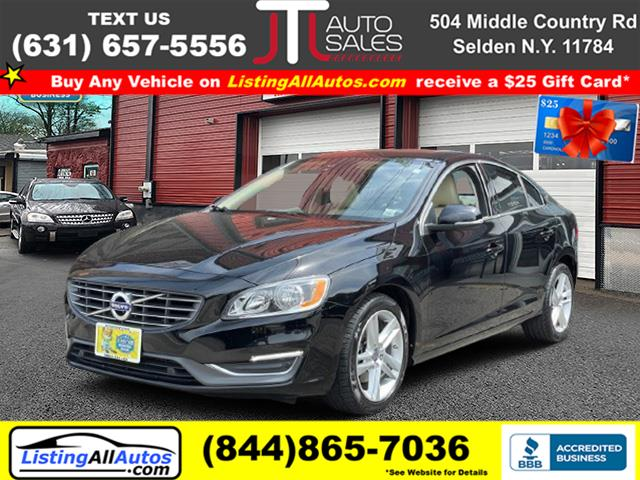 Used 2015 Volvo S60 in Patchogue, New York | www.ListingAllAutos.com. Patchogue, New York