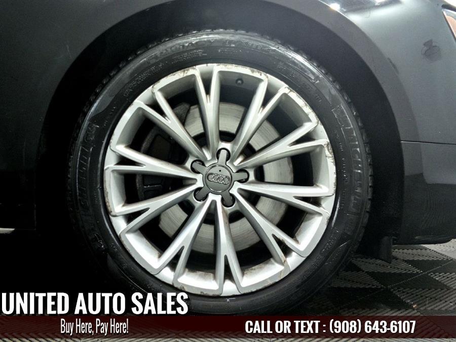 Used Audi A8 L QUATTRO 2011 | United Auto Sale. Newark, New Jersey