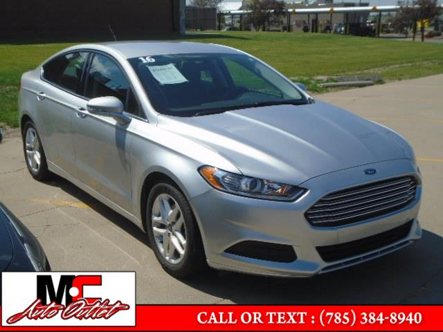 Used 2016 Ford Fusion in Colby, Kansas | M C Auto Outlet Inc. Colby, Kansas
