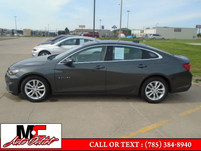 Used Chevrolet Malibu 4dr Sdn LT w/1LT 2016 | M C Auto Outlet Inc. Colby, Kansas