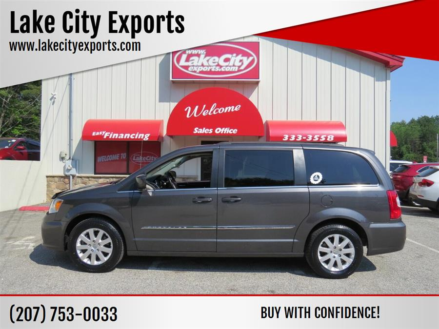 Used Chrysler Town And Country Touring 4dr Mini Van 2016   Lake City Exports Inc. Auburn, Maine