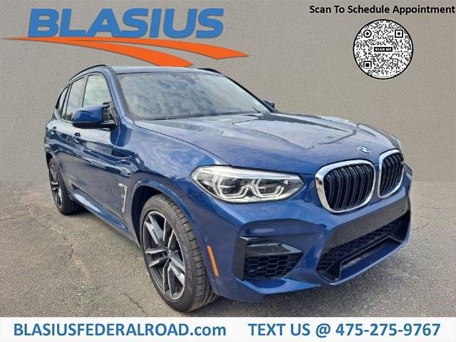 Used BMW X3 M 2020 | Blasius Federal Road. Brookfield, Connecticut