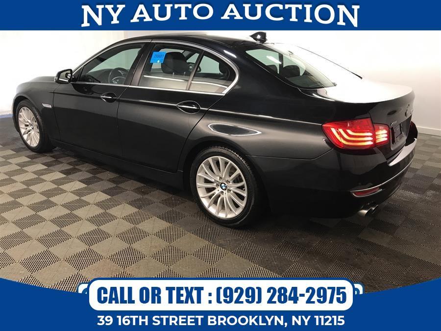 Used BMW 5 Series 4dr Sdn 528i xDrive AWD 2014   NY Auto Auction. Brooklyn, New York