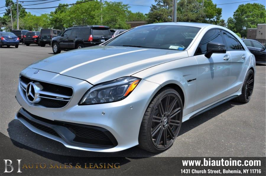 Used Mercedes-Benz CLS 4dr Sdn AMG CLS 63 S-Model 4MATIC 2016   B I Auto Sales. Bohemia, New York