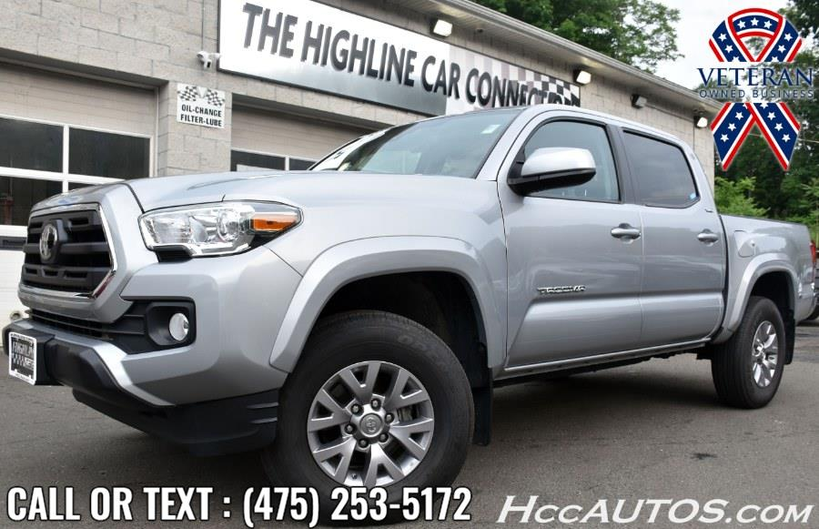 Used 2019 Toyota Tacoma 4WD in Waterbury, Connecticut | Highline Car Connection. Waterbury, Connecticut