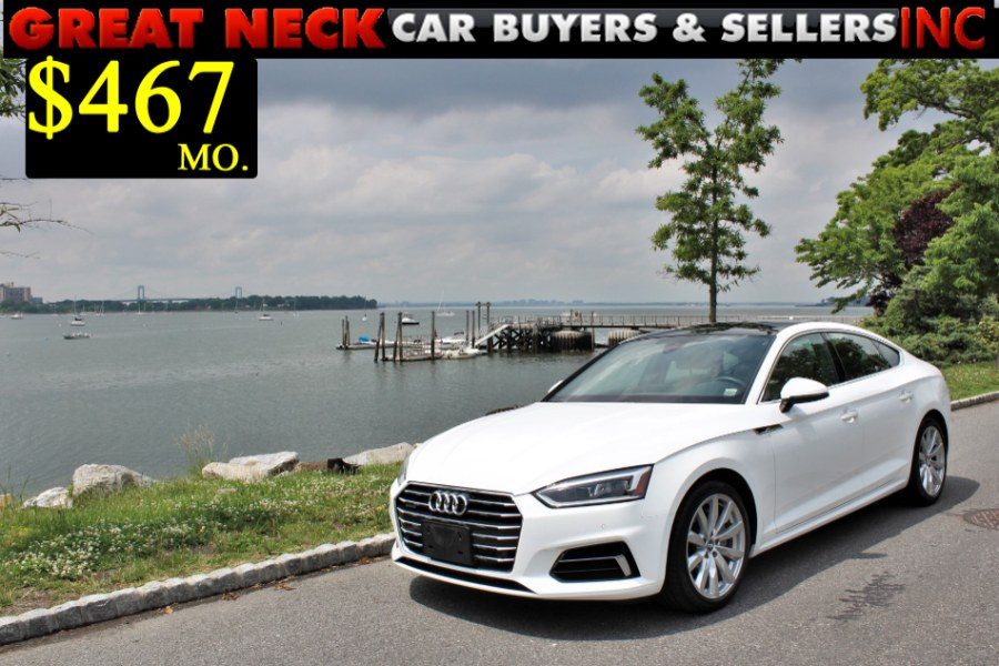 Used 2018 Audi A5 Sportback in Great Neck, New York