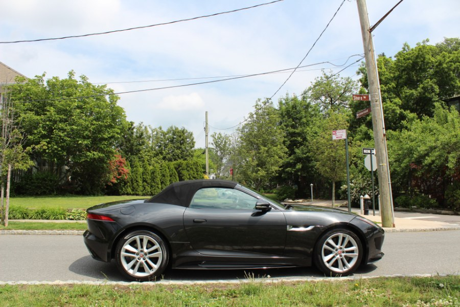 2016 Jaguar F-TYPE 2dr Conv Auto S AWD, available for sale in Great Neck, NY