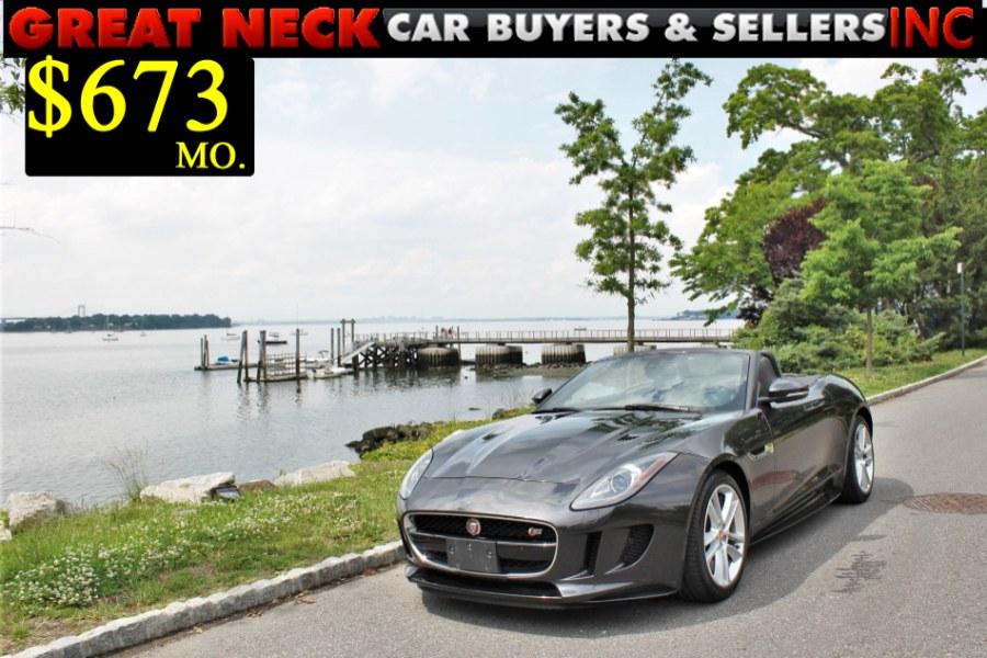 Used 2016 Jaguar F-TYPE in Great Neck, New York