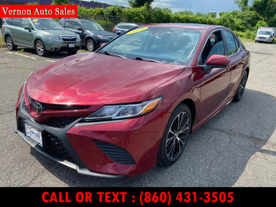 Used 2018 Toyota Camry in Manchester, Connecticut | Vernon Auto Sale & Service. Manchester, Connecticut