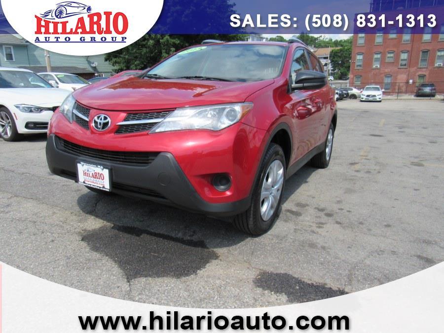 Used Toyota RAV4 LE 2013 | Hilario's Auto Sales Inc.. Worcester, Massachusetts