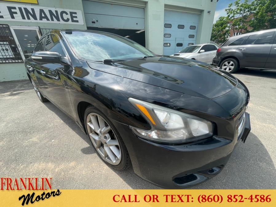 Used 2011 Nissan Maxima in Hartford, Connecticut | Franklin Motors Auto Sales LLC. Hartford, Connecticut
