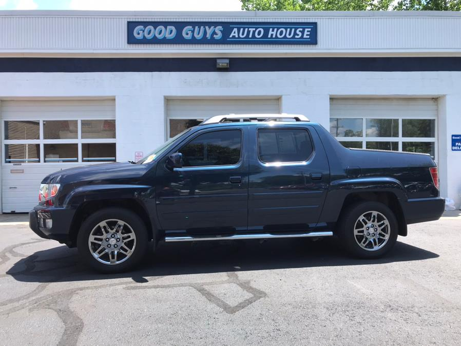 Used Honda Ridgeline RTL 2011 | Good Guys Auto House. Southington, Connecticut
