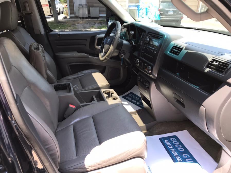 Used Honda Ridgeline RTL 2011   Good Guys Auto House. Southington, Connecticut
