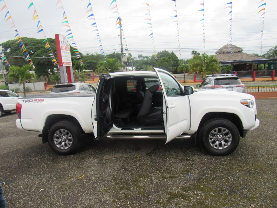Used Toyota Tacoma 4WD Access Cab V6 AT SR5 (Natl) 2016   Hilario Auto Import. San Francisco de Macoris Rd, Dominican Republic