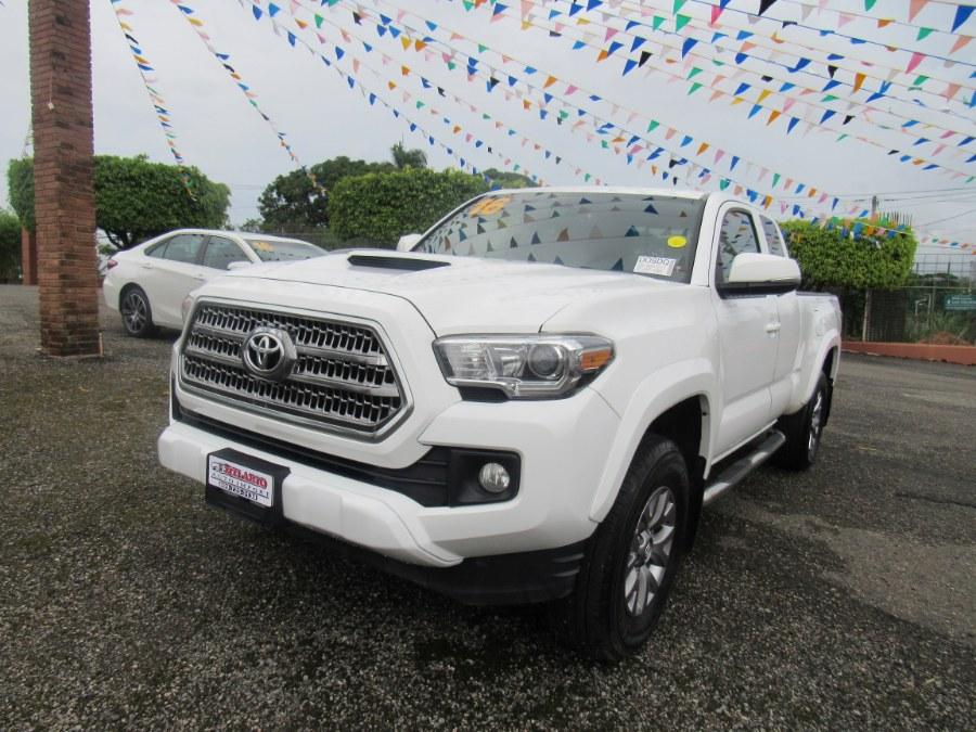 Used 2016 Toyota Tacoma in San Francisco de Macoris Rd, Dominican Republic | Hilario Auto Import. San Francisco de Macoris Rd, Dominican Republic