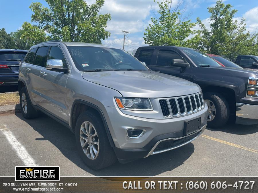 Used 2015 Jeep Grand Cherokee in S.Windsor, Connecticut | Empire Auto Wholesalers. S.Windsor, Connecticut