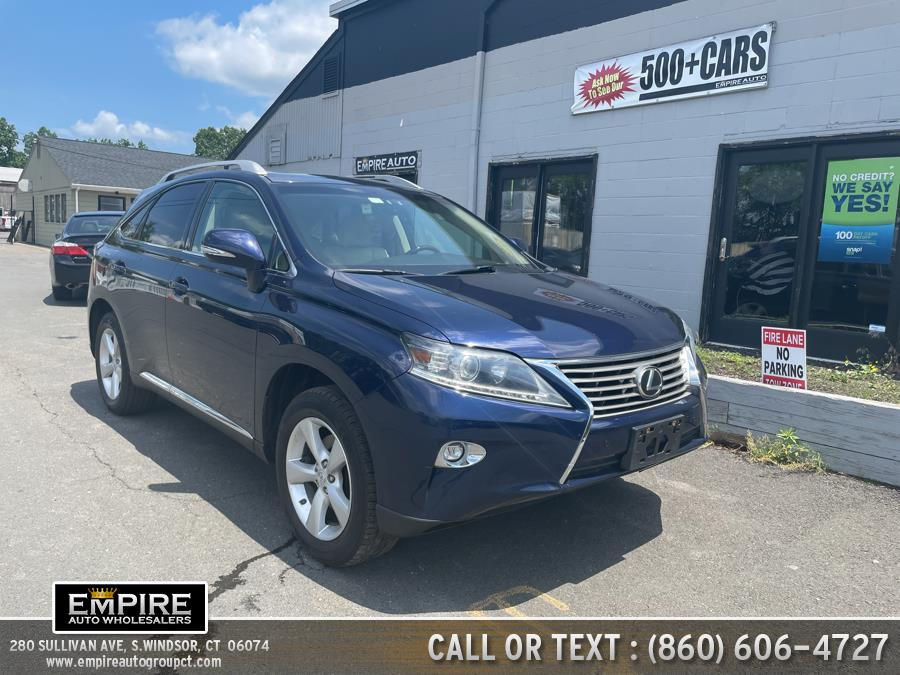 Used Lexus RX 350 AWD 4dr 2015   Empire Auto Wholesalers. S.Windsor, Connecticut