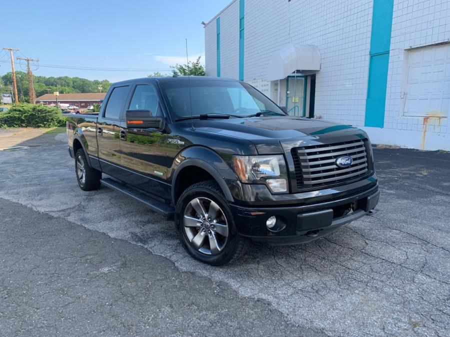 """Used Ford F-150 4WD SuperCrew 145"""" FX4 2011 