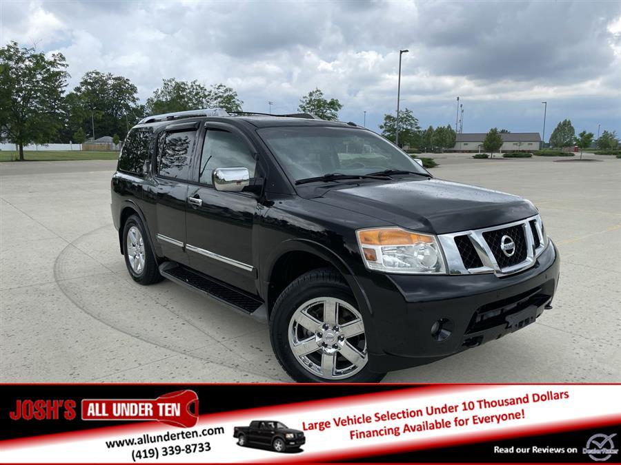 Used 2010 Nissan Armada in Elida, Ohio | Josh's All Under Ten LLC. Elida, Ohio