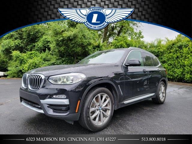 Used 2018 BMW X3 in Cincinnati, Ohio | Luxury Motor Car Company. Cincinnati, Ohio