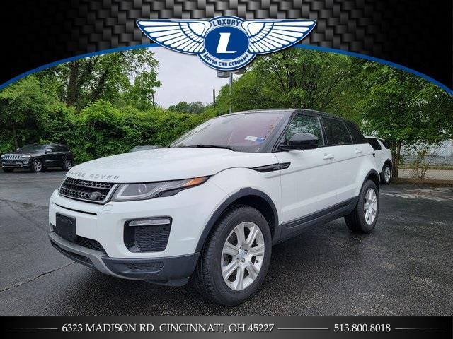 Used 2017 Land Rover Range Rover Evoque in Cincinnati, Ohio | Luxury Motor Car Company. Cincinnati, Ohio