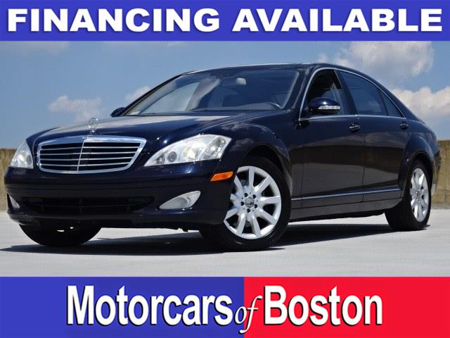 Used 2008 Mercedes-Benz S-Class in Newton, Massachusetts | Motorcars of Boston. Newton, Massachusetts
