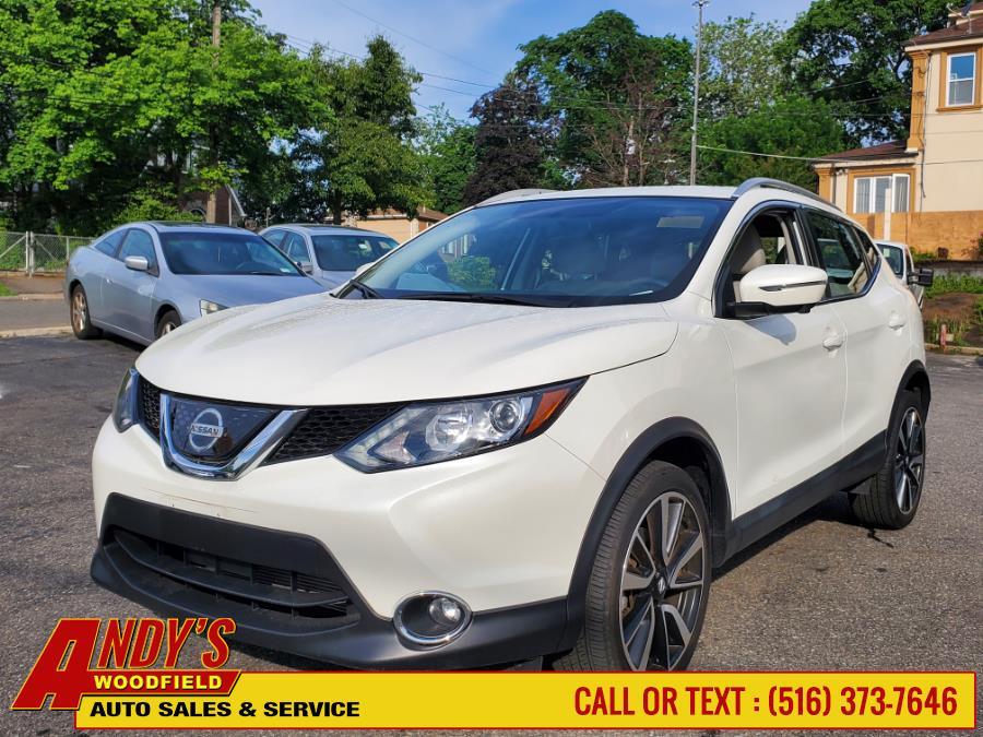 Used Nissan Rogue Sport 2018.5 AWD SL 2018 | Andy's Woodfield. West Hempstead, New York